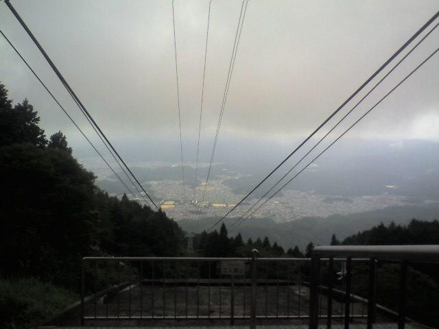 比叡のお山