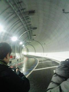 山手トンネルウォーク @池尻大橋